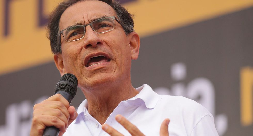 El presidente Martín Vizcarra reconoció que las investigaciones a ex presidentes y líderes políticos afectan la imagen del país. (Foto: USI)