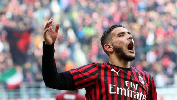 AC Milan: Theo Hernández y Calhanoglu dieron positivo por coronavirus