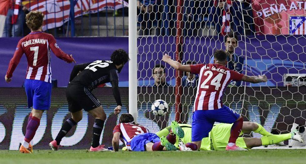 CUADROxCUADRO de la jugada antológica de Benzema y gol de Isco - 19