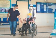 Huánuco: más de 8 mil pacientes fueron dados de alta tras superar el COVID-19
