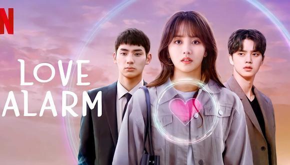 'Love Alarm' gozó de gran popularidad tras el estreno de su primera temporada. (Foto: Netflix)