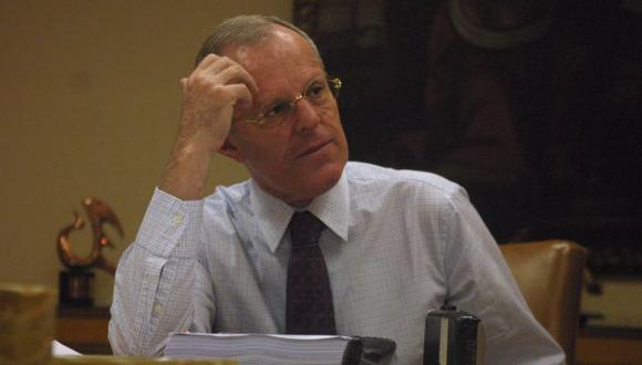 PPK consideró legítimo que Blume haya hecho gestiones a favor de dos empresas ante el Ejecutivo. (Foto: Alan Ramírez/ Archivo El Comercio).