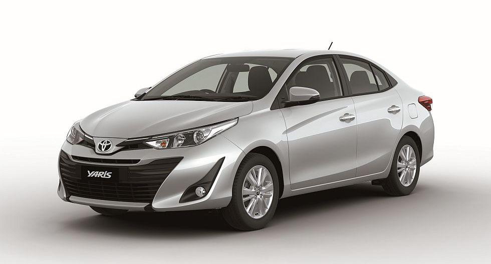 El nuevo Yaris muestra un renovado diseño y ahora tiene mejoras a nivel de seguridad. (fotos: Toyota/Ruedas&Tuercas)
