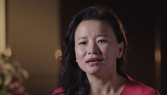 El arresto de la presentadora Cheng Lei, nacida en China pero de nacionalidad australiana, se aprobó el pasado día 5 de febrero, informó el portavoz de la cancillería china Wang Wenbin. (Foto: AFP).