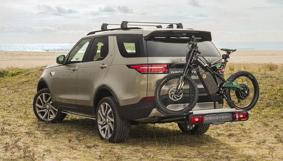Conoce cómo es la bicimoto de Land Rover y Bultaco