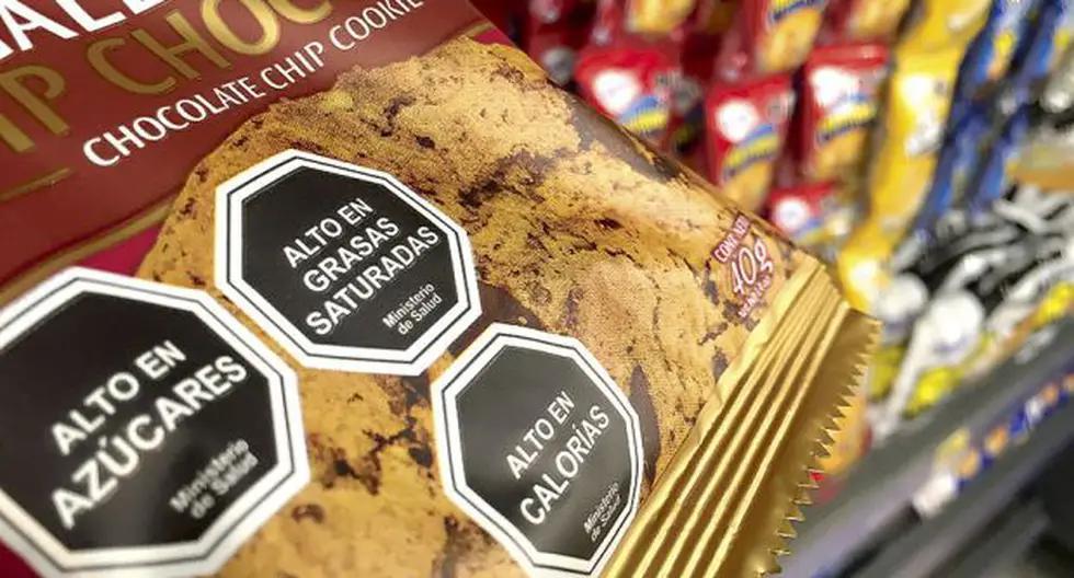 Por lo pronto, desde Indecopi ya han enviado cartas informativas a 191 empresas del sector alimentos, en mayo de este año, ante el vencimiento del plazo para la colocación de adhesivos.