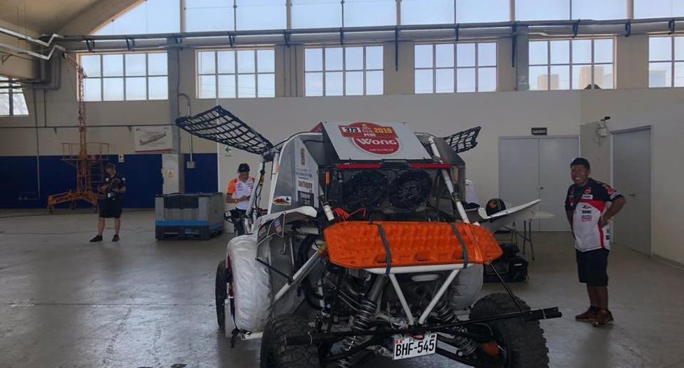 Debido a problemas en las verificaciones dejan la SxS para competir en UTV Open del Dakar 2019, un nuevo reto para los pilotos peruanos