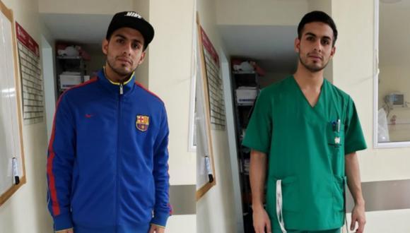 Se viralizó en Facebook la publicación de un joven argentino que fue juzgado por su vestimenta. (Foto: Lautaro Guzman )