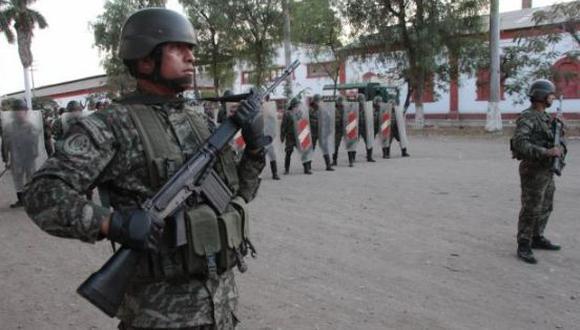 Fuerzas Armadas de 7 regiones podrán acceder a beca en formación técnica. (Foto: Johnny Aurazo)