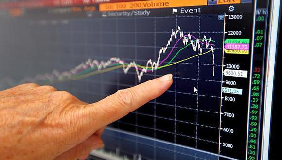 El índice FSTE-100 de Londres cerró hoy con un avance de 0.58%. (Foto: Reuters)