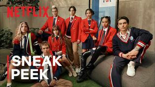 "Netflix: Mira el avance oficial de ""Rebelde"""
