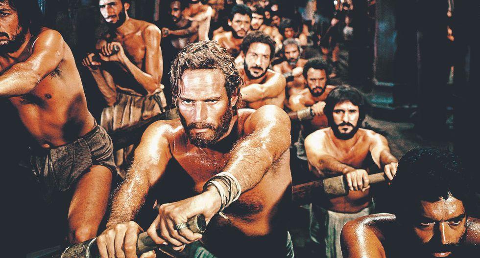 El público reclamaba un relato bíblico para expiar sus miedos; la MGM, un taquillazo que la salve. El filme de William Wyler tiene su propia historia de pasión, muerte y gloria.