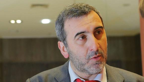 Relator especial para la Libertad de Expresión, Edizon Lanza, critica ley que prohíbe publicidad estatal (Foto: El Mercurio-GDA)