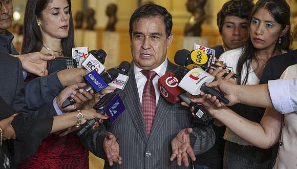 Otárola: Quedó pendiente retorno a bicameralidad en el Congreso