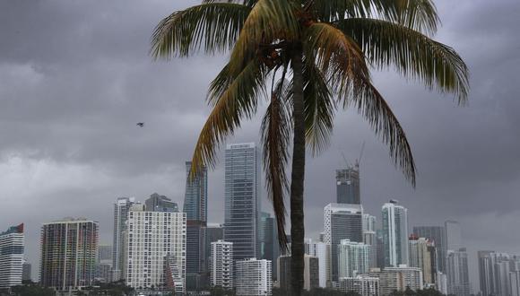 Para el 2050, el el agua estará unos 30,5 centímetros arriba del nivel del mar en Florida. (AFP).