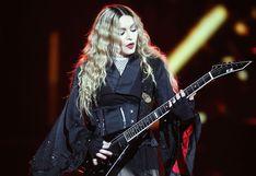 Madonna cancela otro concierto en Lisboa por lesión de rodilla