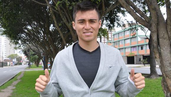 Rodrigo Cuba en su mejor momento familiar. (Foto: USI)