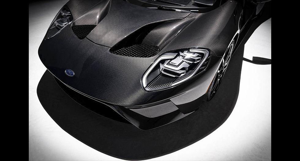 El Ford GT 2020 tomará como punto de partida algunas características del Ford GT MK II, una variante creada para las competencias de circuito. (Fotos: Ford).