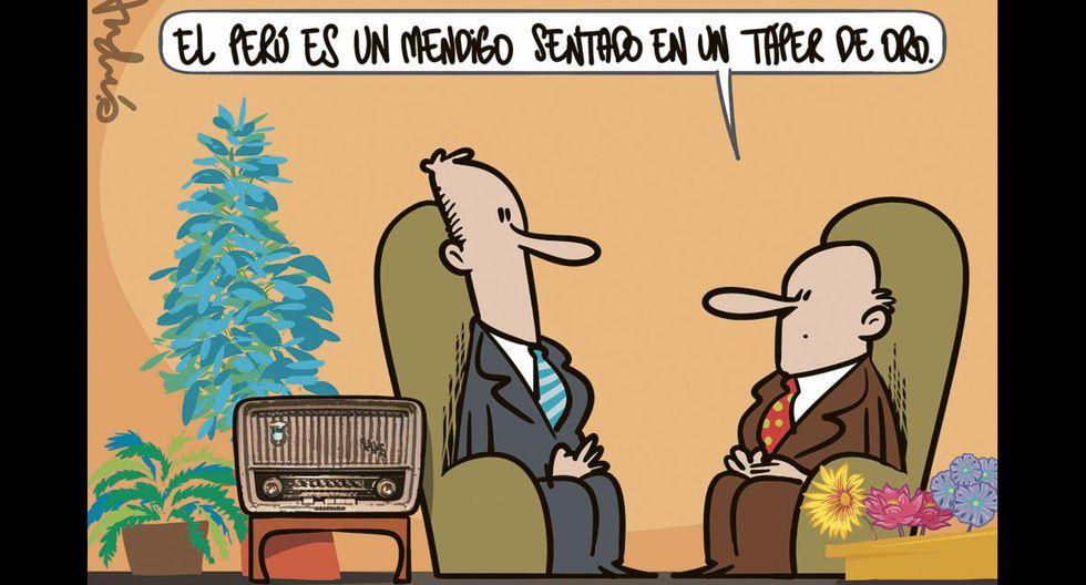 Publicado el 19/11/19 en El Comercio.