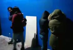 Huancayo: 18 personas fueron intervenidas en bar clandestino en pleno toque de queda   VIDEO