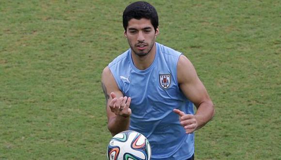 """Suárez a Italia: """"Sabemos lo que tenemos que hacer para ganar"""""""