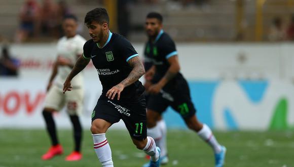 Beto Da Silva volvió a lesionarse: delantero de Alianza Lima sufrió desgarro y estará fuera por tres semanas. (Foto: Fernando Sangama / GEC)