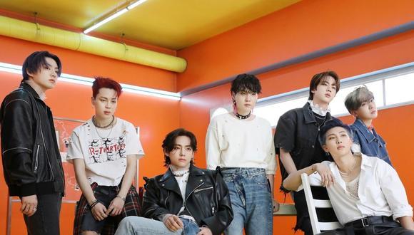 BTS reveló el verdadero fin de su canción 'Permission to Dance', que buscaba ser una canción inspiradora para las personas. (Foto: Captura YouTube)