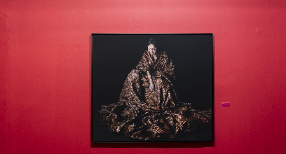 """Exposición """"Estratos de un paisaje"""" (Foto: Casa América)"""
