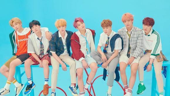 BTS es un grupo surcoreano formado en Seúl en 2010, pero que debutó musicalmente en 2013 (Foto: Getty Images)