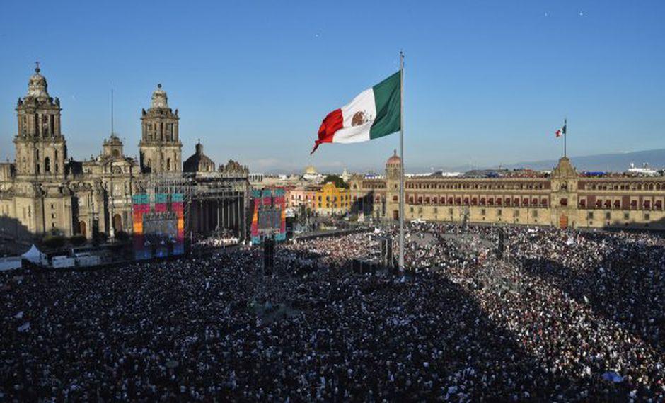 Clima en México CDMX: el pronóstico del tiempo para este miércoles 9 de enero. (Foto: AFP)