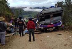 Áncash: todo lo que se sabe sobre el accidente vehicular que enlutó a 20 familias