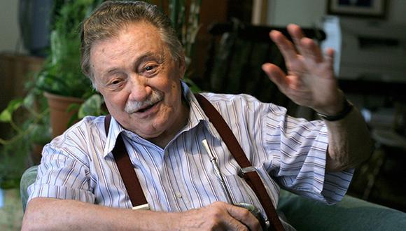 El escritor uruguayo Mario Benedetti cumple 100 años. Físicamente ya no está entre nosotros, pero su salud literaria permanece intocable. (Foto: AFP/Pablo Bielli)