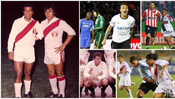 Fuimos héroes: futbolistas peruanos que enorgullecieron al país