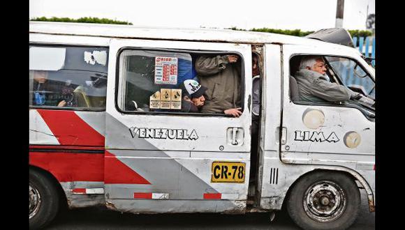 Transporte público: las claves sobre el lío entre Lima y Callao