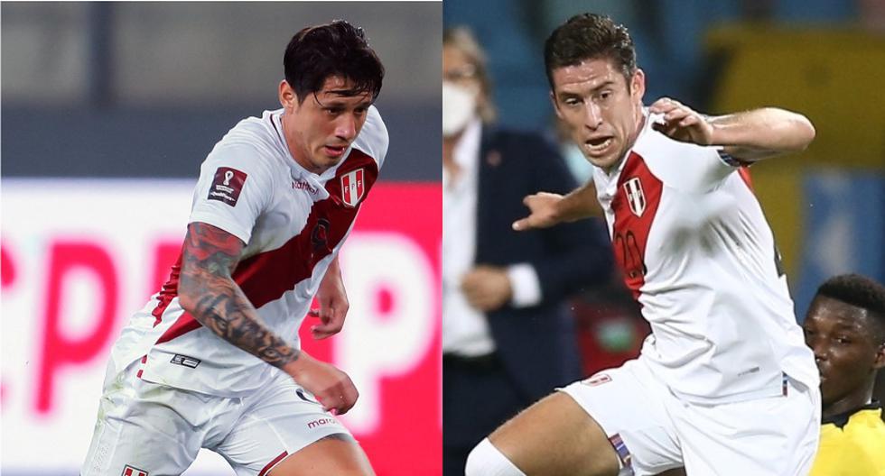 Gianluca Lapadula y Santiago Ormeño son parte de la renovación de la selección peruana para las Eliminatorias Qatar 2022. (Foto: GEC).