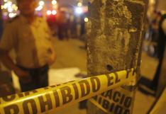 Junín: sujeto mata a su esposa de un disparo en la cabeza en Chanchamayo