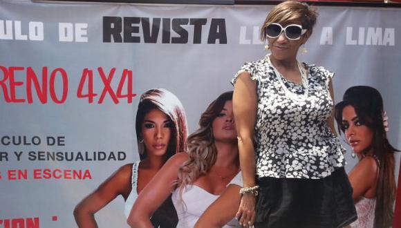 Bettina Oneto compartirá escenario con Larissa Riquelme