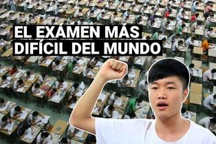 Gaokao, el exámen chino considerado el 'más difícil del mundo'