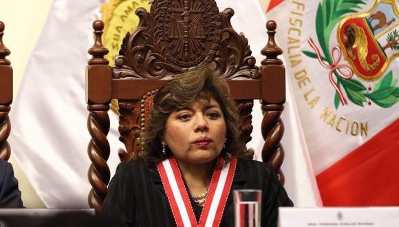 Fiscal Ávalos: CNM es el único que puede anular mi nombramiento