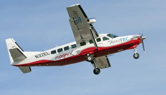 Cessna Grand Caravan. (Foto: MagniX)