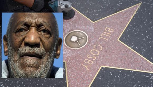 Bill Cosby: Paseo de la Fama no retirará su estrella