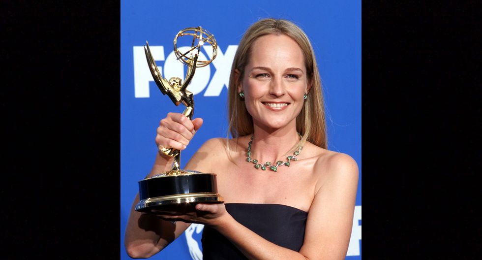 Helen Hunt la protagonista de la serie que más reconocimiento obtuvo por su papel: 3 Globos de Oro, 4 Emmys y 2 SAG.