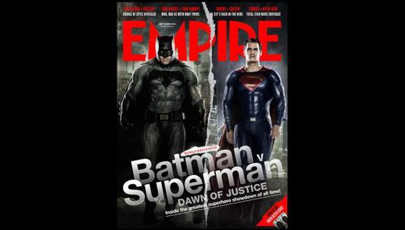 """""""Batman V. Superman"""": liberan nuevas imágenes de la película"""
