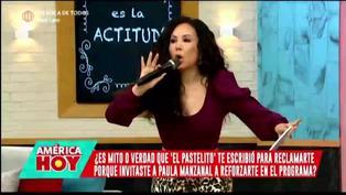 Fabio Agostini reveló que fue bloqueado por Ignacio Baladán tras besar a Paula Manzanal