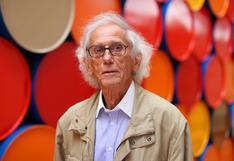 Christo: fallece a los 84 años el artista plástico