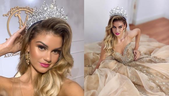 Solana Costa agradeció, a través de un video colgado en sus historias de Instagram, a todas las personas que la apoyaron en su camino a convertirse en Miss Teen Mundial. (Foto: Instagram: @solanacostag)