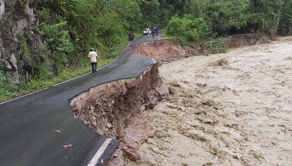 Hasta el momento, el Ejecutivo ha declarado en emergencia por 60 días al distrito de Uchiza (San Martín) y a la localidad de Sillapata (Huánuco). (Foto: Difusión)