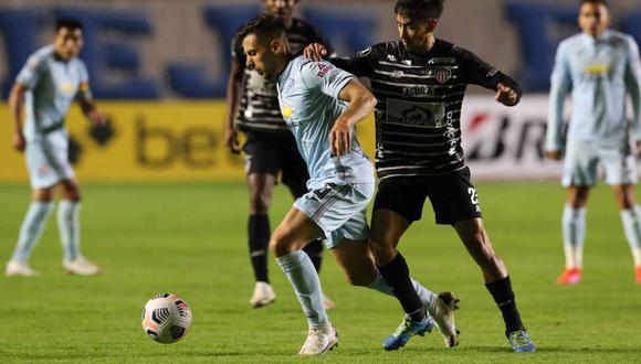 Bolívar recibe a Ceará en un partido por la tercera jornada de la Copa Sudamericana   Foto: EFE
