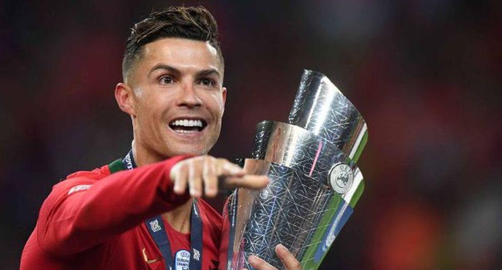 Cristiano Ronaldo es una de los mejores jugadores del mundo y en la actualidad juega por Juventus. También tiene una Eurocopa con la selección de Portugal. (Foto: AFP)