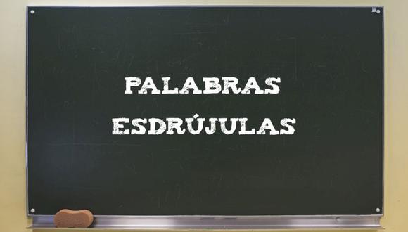 Las palabras esdrújulas se dividen en graves (paroxítonas) y agudas (oxítonas). (Foto: Pixabay)